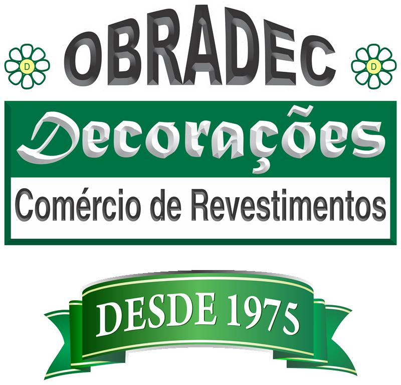 Logo Obradec Decorações